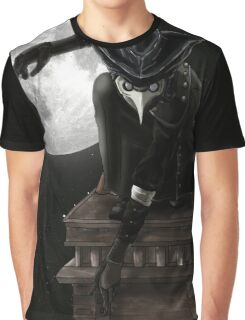 Dr Death Graphic T-Shirt