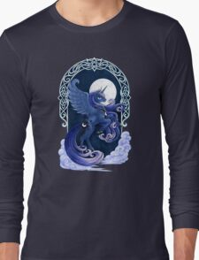 Princess of the Night Long Sleeve T-Shirt