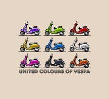United Colours of Vespa Unisex T-Shirt