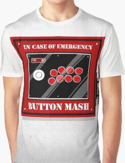 Button Mash Graphic T-Shirt