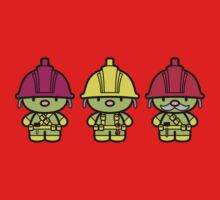 Chibi-Fi Doozers One Piece - Short Sleeve