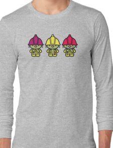 Chibi-Fi Doozers Long Sleeve T-Shirt