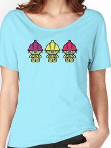 Chibi-Fi Doozers Women's Relaxed Fit T-Shirt