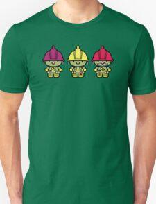 Chibi-Fi Doozers Unisex T-Shirt