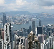 Hong Kong by IslandImages