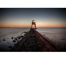 Sunset At The Beach, Dovercourt: 2 Photographic Print