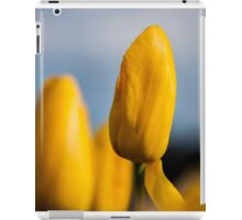 Yellow Tulips iPad Case/Skin