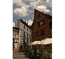 Strasbourg Houses Photographic Print