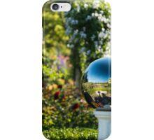 Mirror Ball, Butchart Gardens iPhone Case/Skin