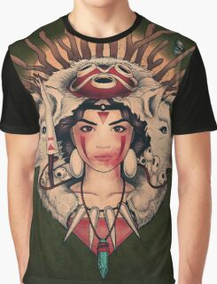 Spirit Princess Graphic T-Shirt