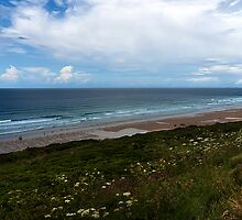 Watergate Bay by Country  Pursuits