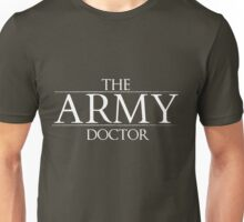 The Army Doctor Unisex T-Shirt
