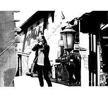 Photomontage Photographic Print