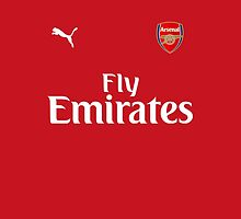 Arsenal jersey by ilRe