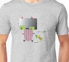 girl and gekko Unisex T-Shirt