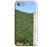 mountainous apartments iPhone Case/Skin