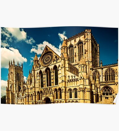 Magnificent Minster Poster