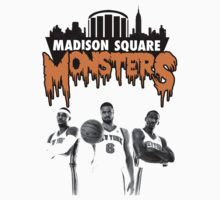 Monsters of Madison Square (Alt White) by mdoydora