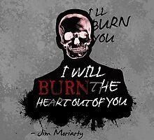 I'll Burn You by KitsuneDesigns