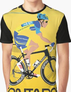 ALBERTO CONTADOR Graphic T-Shirt