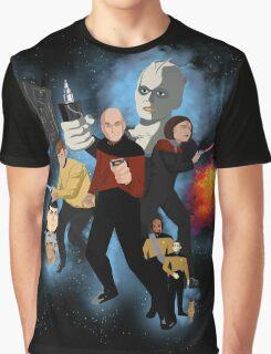 Darth Borg Graphic T-Shirt