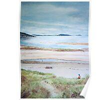 Grunard Bay Wester Ross Scotland Poster