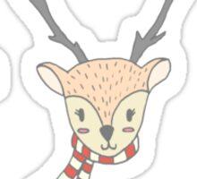 WINTER CRITTERS Sticker