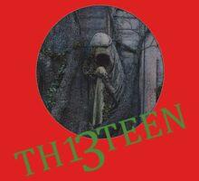 Th13teen - Alton towers Baby Tee