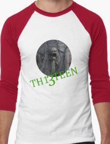 Th13teen - Alton towers Men's Baseball ¾ T-Shirt