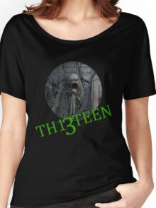 Th13teen - Alton towers Women's Relaxed Fit T-Shirt