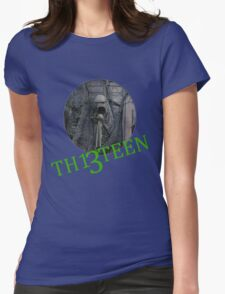 Th13teen - Alton towers Womens Fitted T-Shirt