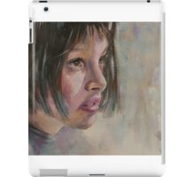 Matilda - Leon - The Professional - Natalie Portman iPad Case/Skin