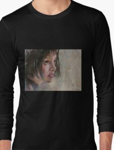Matilda - Leon - The Professional - Natalie Portman Long Sleeve T-Shirt