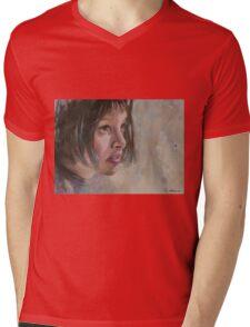 Matilda - Leon - The Professional - Natalie Portman Mens V-Neck T-Shirt