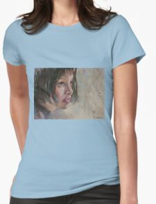 Matilda - Leon - The Professional - Natalie Portman Womens Fitted T-Shirt