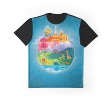 Small World Graphic T-Shirt