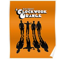 A Clockwork Orange Shadows Poster