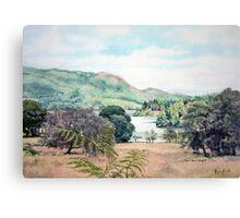 Loch Ard Trossachs Canvas Print