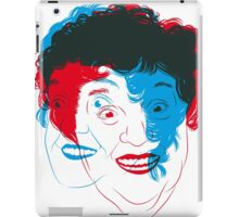 Vintage Photo Booth iPad Case/Skin
