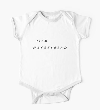 Team Hasselblad! One Piece - Short Sleeve