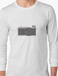 Amazing Leica Camera T-Shirt! Long Sleeve T-Shirt