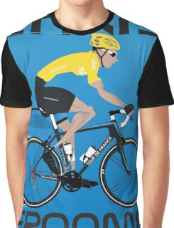 Chris Froome Yellow Jersey Graphic T-Shirt
