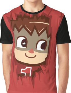 Heeeeere's.... the Villager Graphic T-Shirt