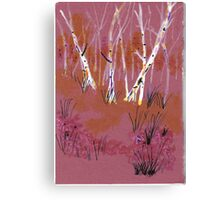 Spirit Forest Canvas Print