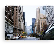 NYC010 Canvas Print
