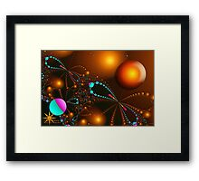 Holiday Wishes Framed Print