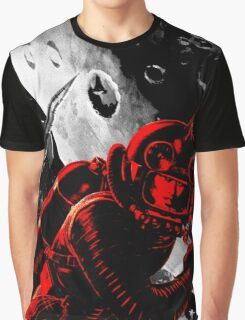 Reds in Space Graphic T-Shirt