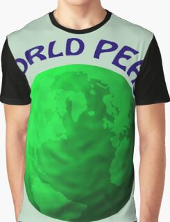 World Peas Graphic T-Shirt