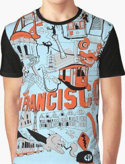 City Tee SF Graphic T-Shirt