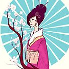 Cherry Blossom by Danielle  Madrigal